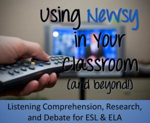 Using Newsy in Your Classroom