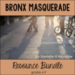 Activities and Assessments for The Bronx Masquerade by Nikki Grimes