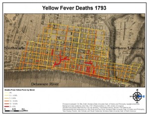 Yellow Fever 1793 - Billy G. Smith and Paul Sivitz, Montana State University