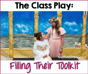 Drama in the ELA Classroom - Build your students' competence and confidence with these basic drama skills.