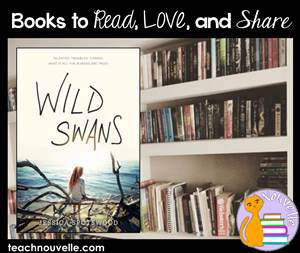 Wild Swans by Jessica Spotswood - Book reviews that you can use to build your library.