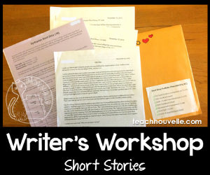 A Writer's Workshop model can be a great way to engage students in the writing and revising process. Writing a short story will help students strengthen their understanding of the elements of fiction, develop analytical skills, and give helpful peer feedback.