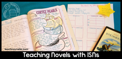 Interactive Notebooks Archives Nouvelle ELA Teaching Resources - Interactive notebooks high school
