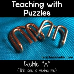 Using puzzles and games in high school ELA is a great way to develop a growth mindset, challenge both sides of the brain, and encourage collaboration and critical thinking. Discover three ways to challenge your students at teachnouvelle.com.