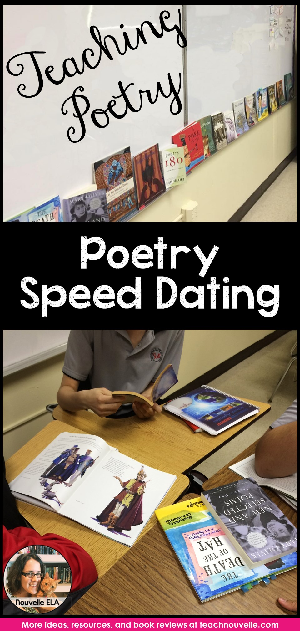 teaching and learning speed dating