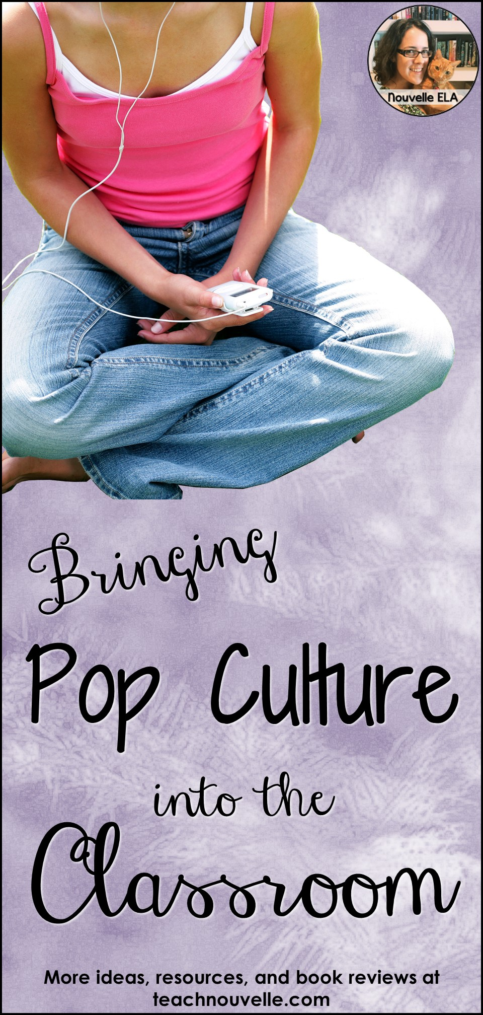 Your students already love pop culture. Why not channel that to help them master ELA skills like storytelling, figurative language, and collaboration? Check out this blog post for more ideas and examples.