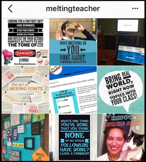 Looking to connect with other ELA teachers? These amazing secondary ELA Instagram accounts are a great starting place for building your educational community on IG. (Blog post from teachnouvelle.com)