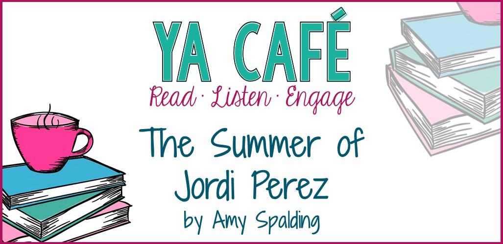 Summer of Jordi Perez review cover