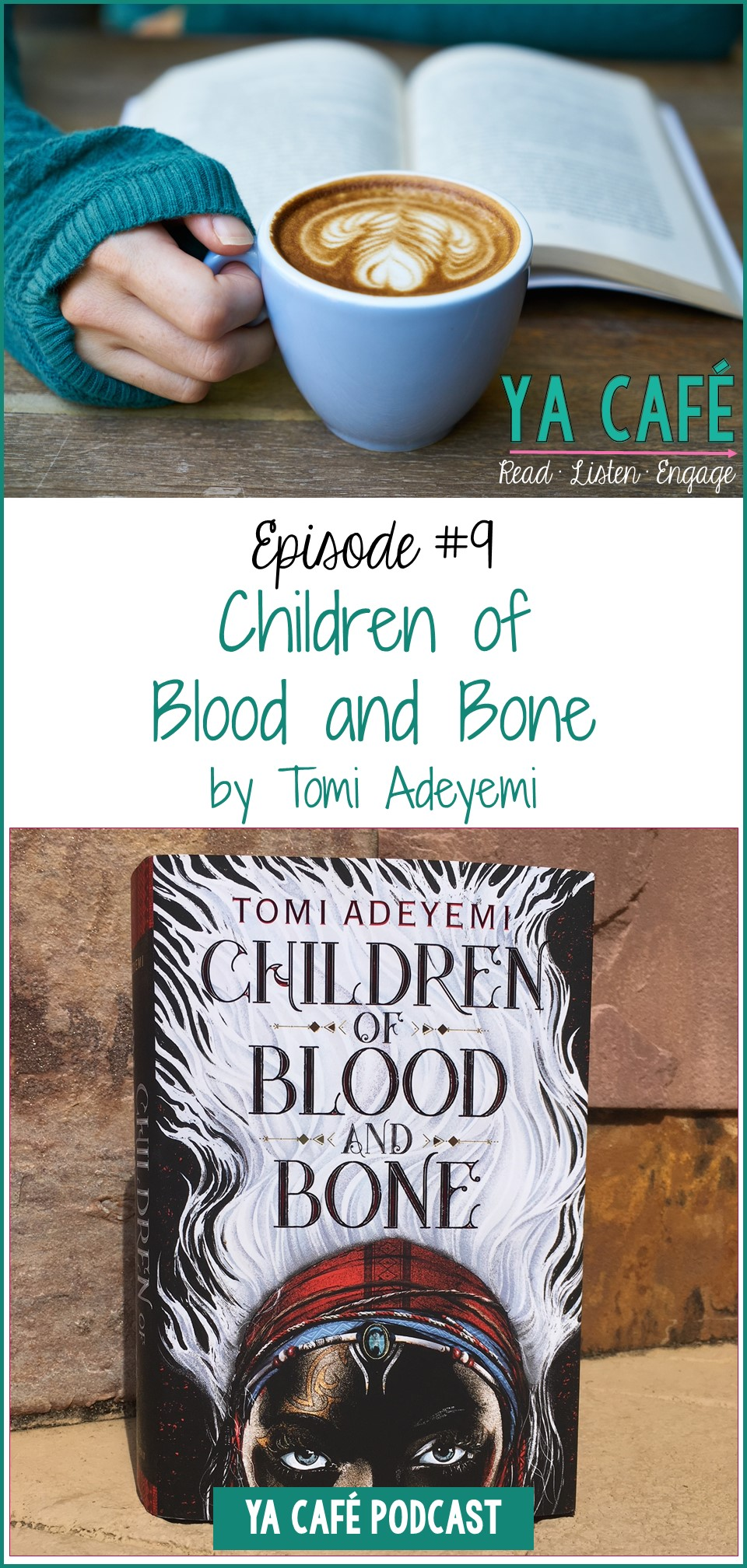Children of Blood and Bone review pin