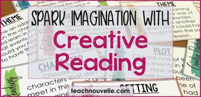 Creative Reading Cover
