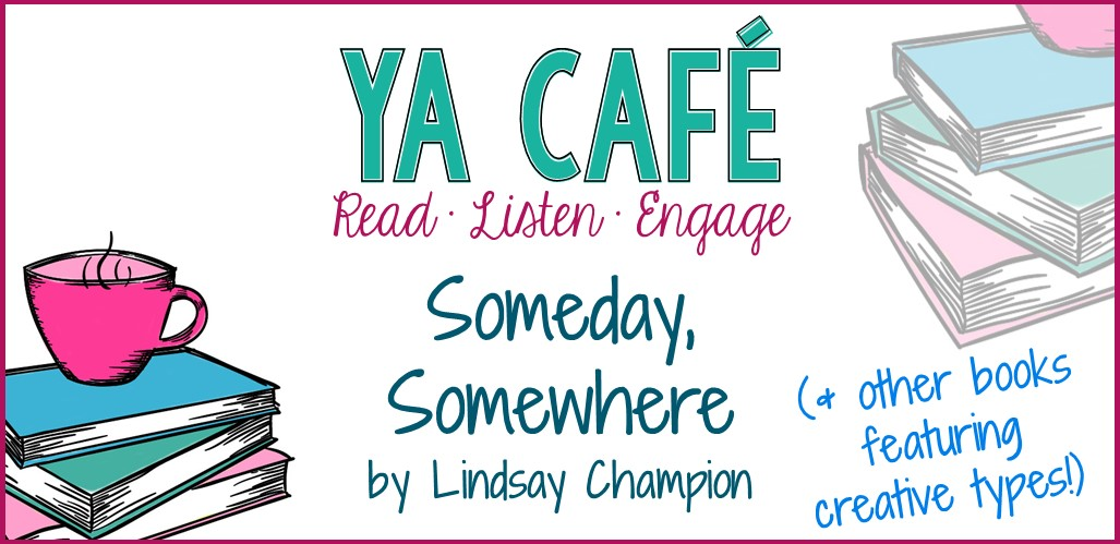 Someday Somewhere Lindsay Champion review cover