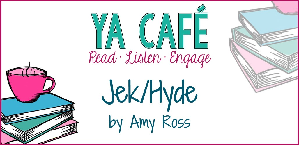 14 Jek Hyde Amy Ross cover