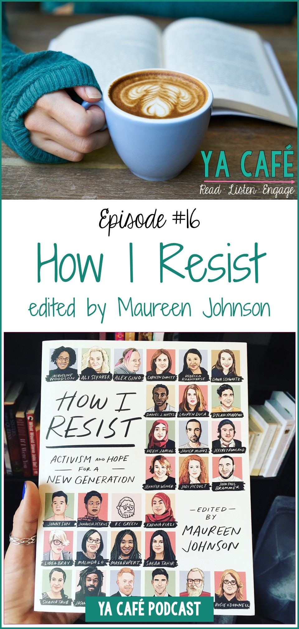 16 How I Resist Maureen Johnson