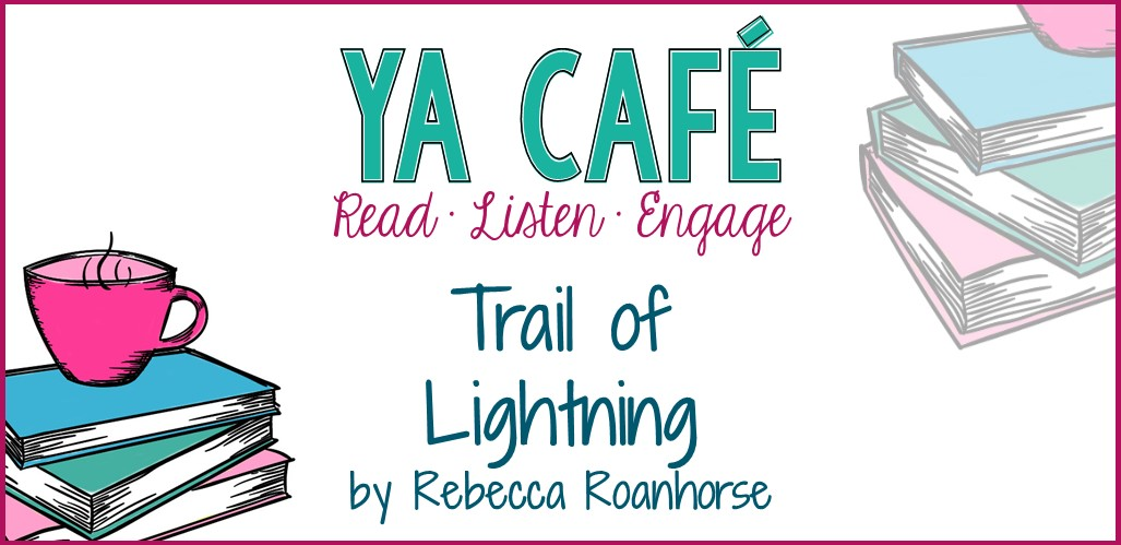 19 Trail of Lightning Rebecca Roanhorse cover