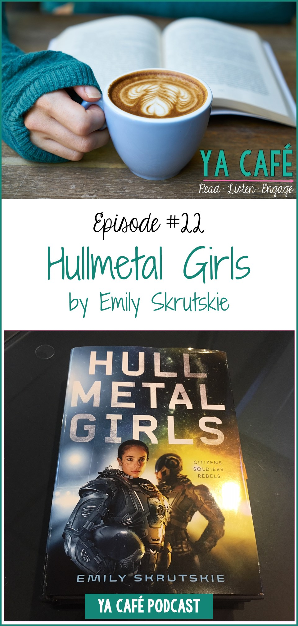 22 Hullmetal Girls Emily Skrutskie pin