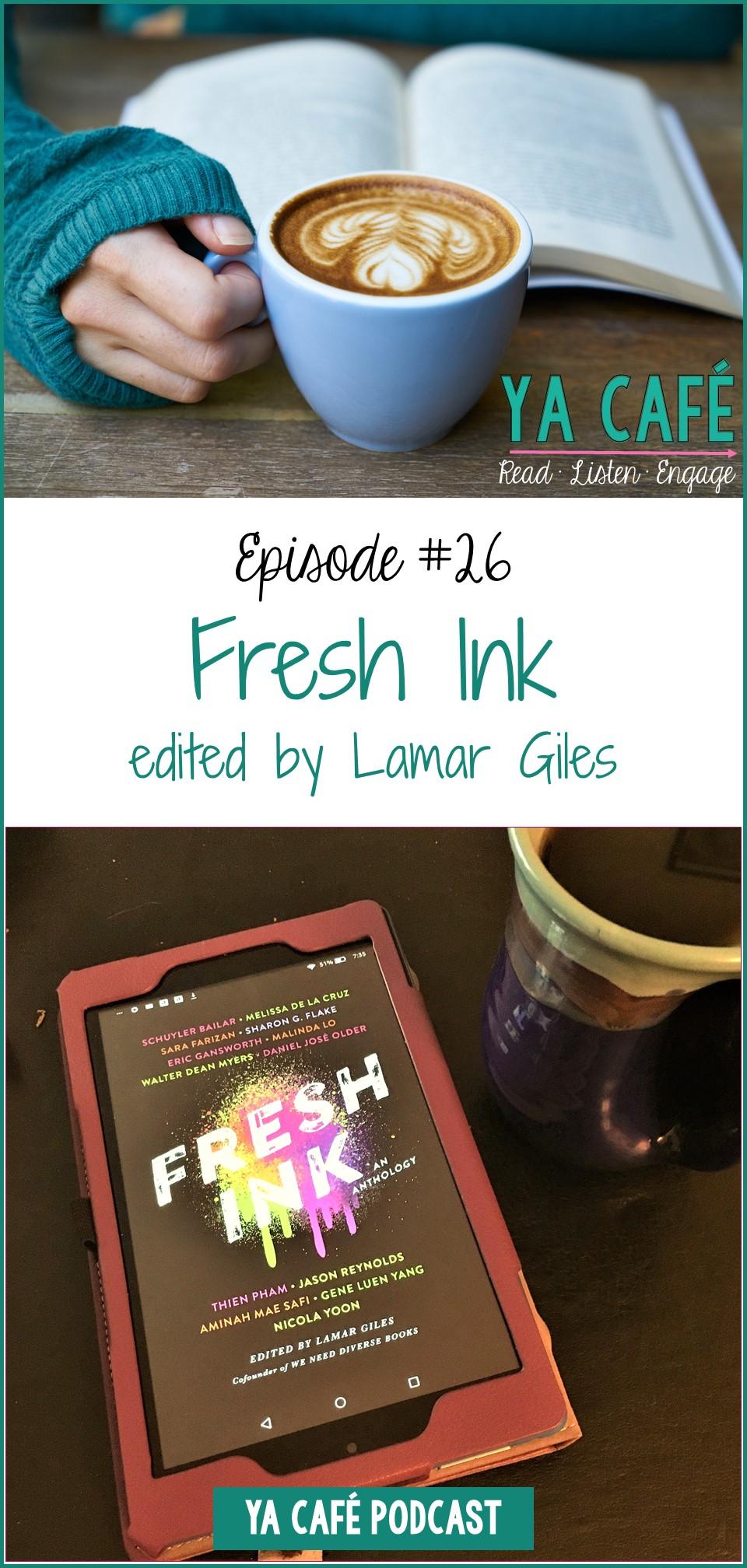 Fresh Ink feat. Lamar Giles