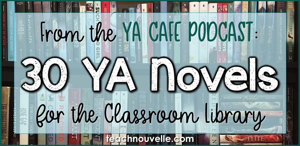 30 Diverse YA Novels - YA Cafe Podcast IG