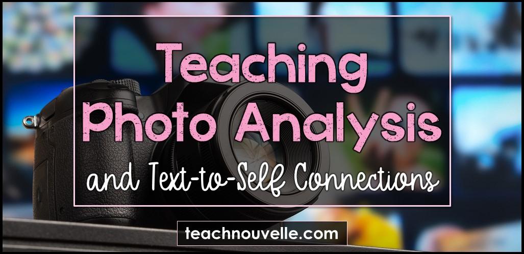 Teaching Photo Analysis cover