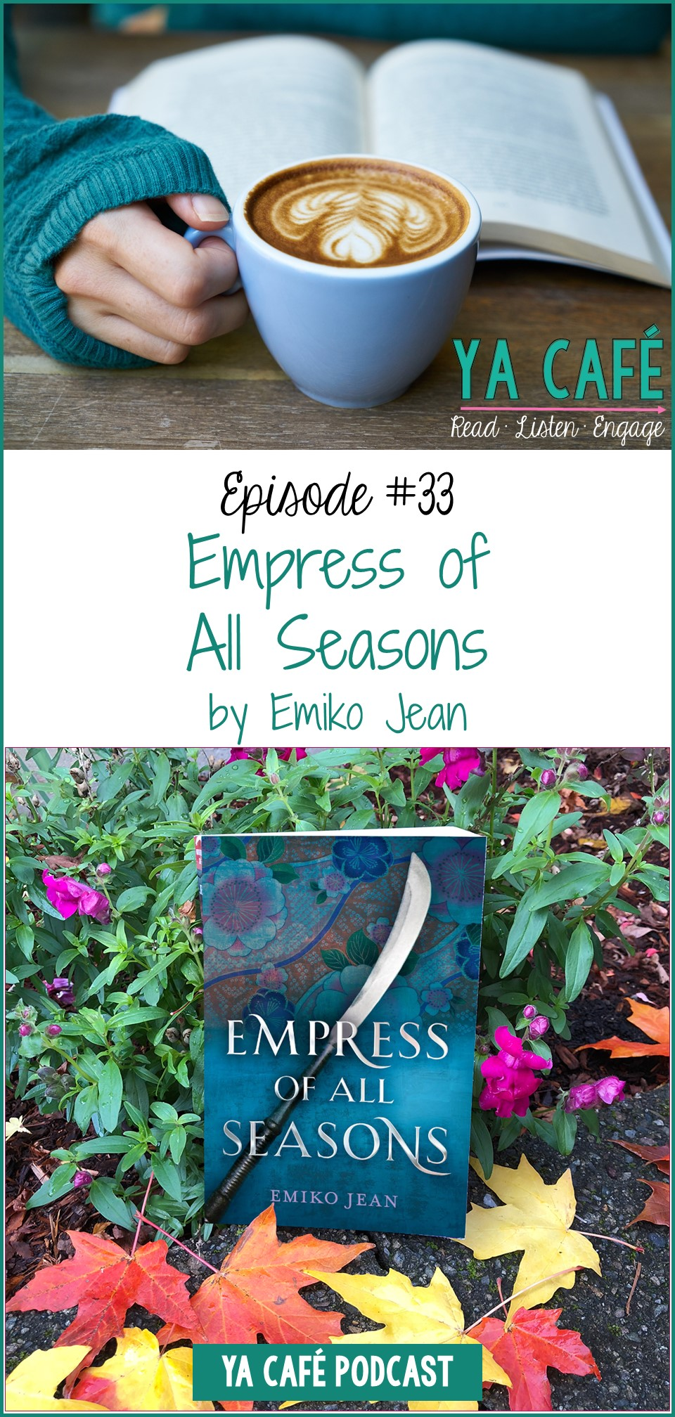 33 Empress of All Seasons by Emiko Jean