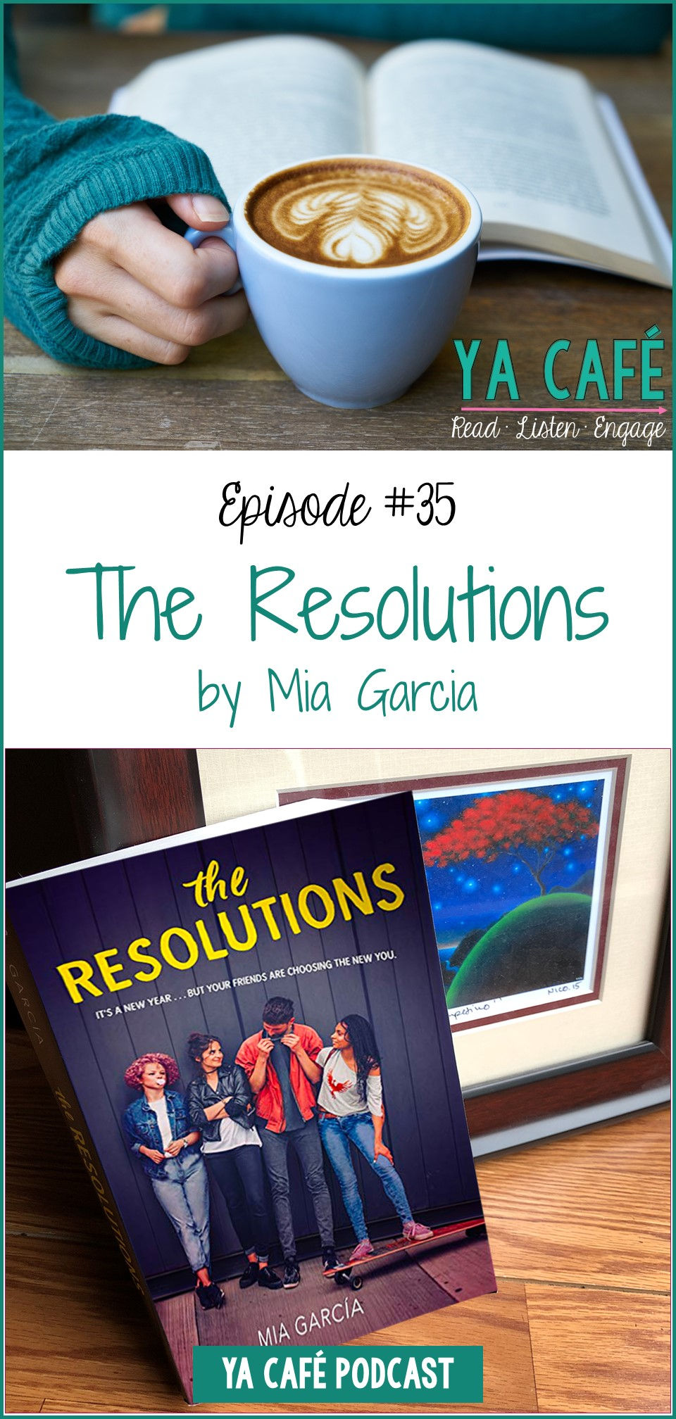 35 The Resolutions by Mia Garcia pin