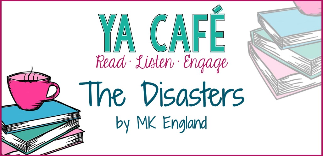 37 The Disasters by MK England
