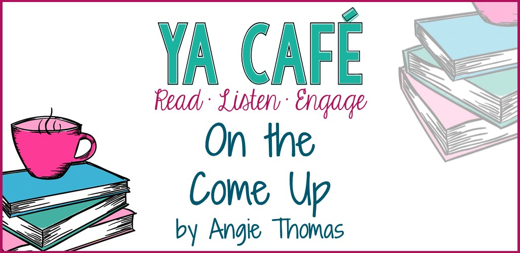 On the Come Up Angie Thomas cover
