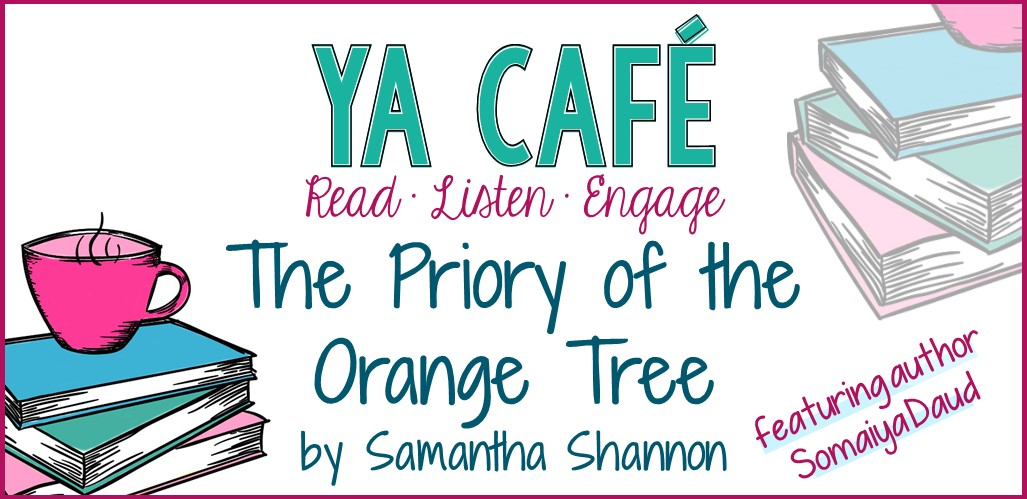 46 The Priory of the Orange Tree by Samantha Shannon feat. Somaiya Daud