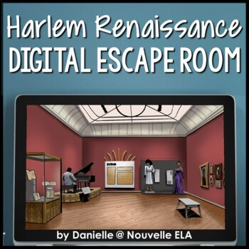 Introduction to the Harlem Renaissance Escape Room ...