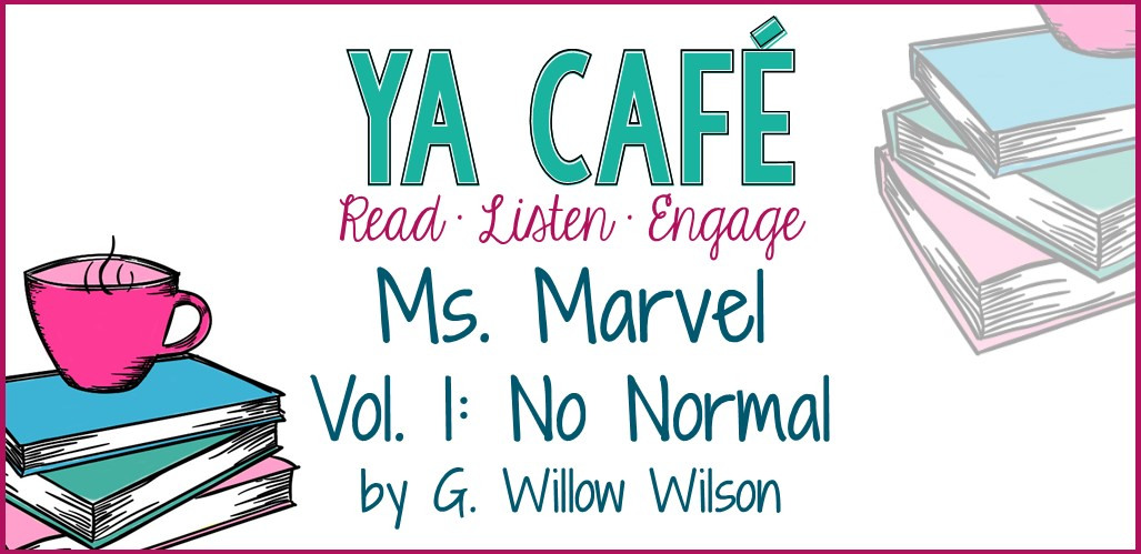 50 Ms. Marvel Vol. 1: No Normal by G. Willow Wilson