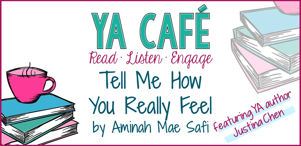 57 Tell Me How You Really Feel by Aminah Mae Safi feat. Justina Chen