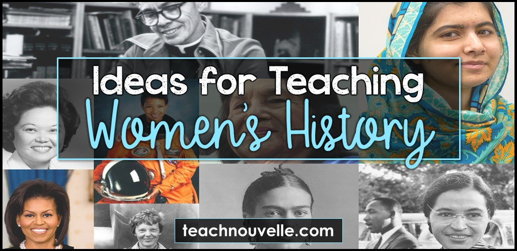 Teaching Women's History cover
