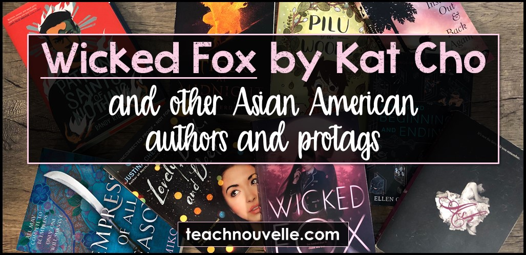 Teachnouvelle com: Asian American YA Author Spotlight