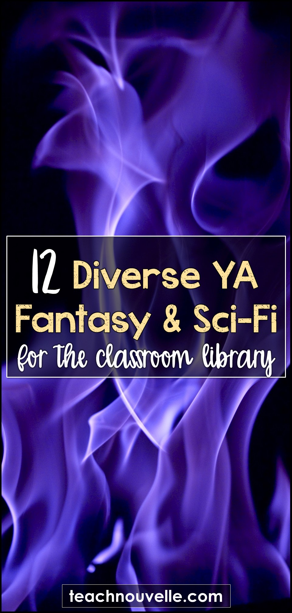 12 Diverse YA Sci-Fi and Fantasy novels