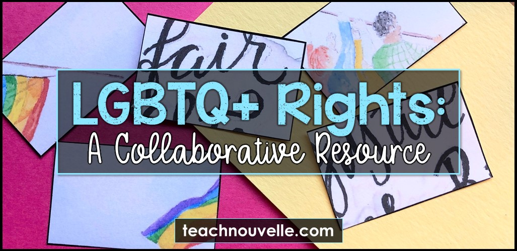 Teaching LGBTQ+ Rights