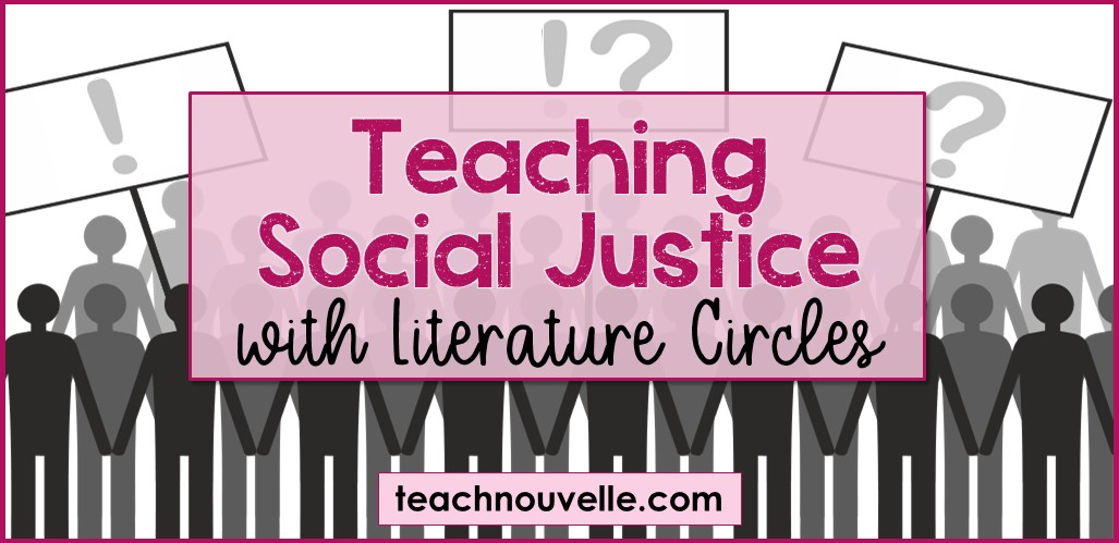 Resources for Social Justice Lit Circles